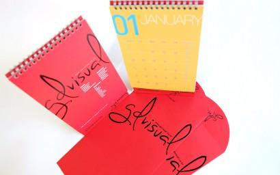2013 탁상 달력(calendar)